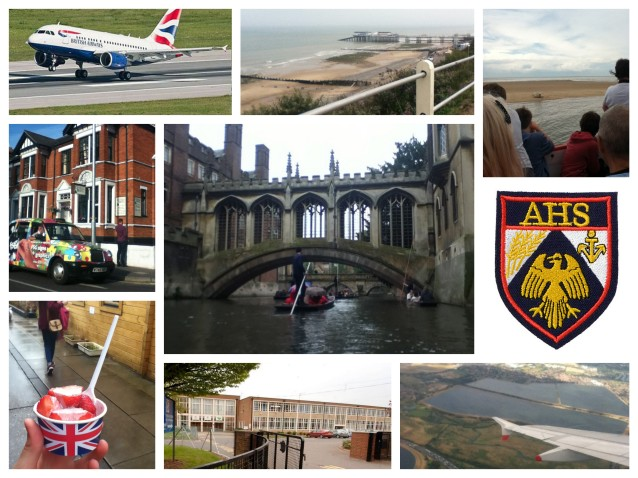 England-Collage